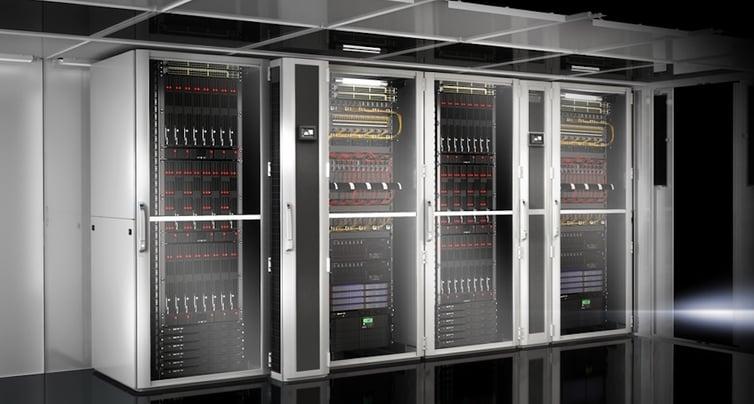 Retrofit a Colocation Data Center for High Density 3