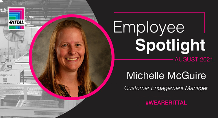 Michelle McGuire Customer Engagement Manager