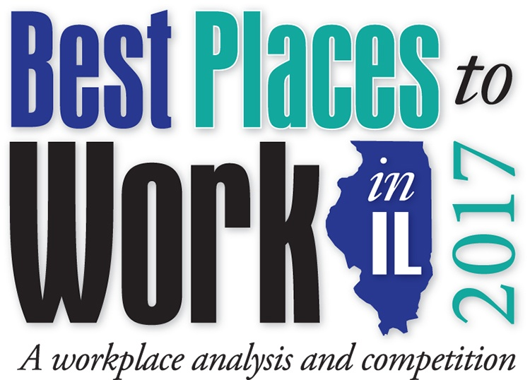 Rittal Named One of the 2017 Best Places to Work in Illinois