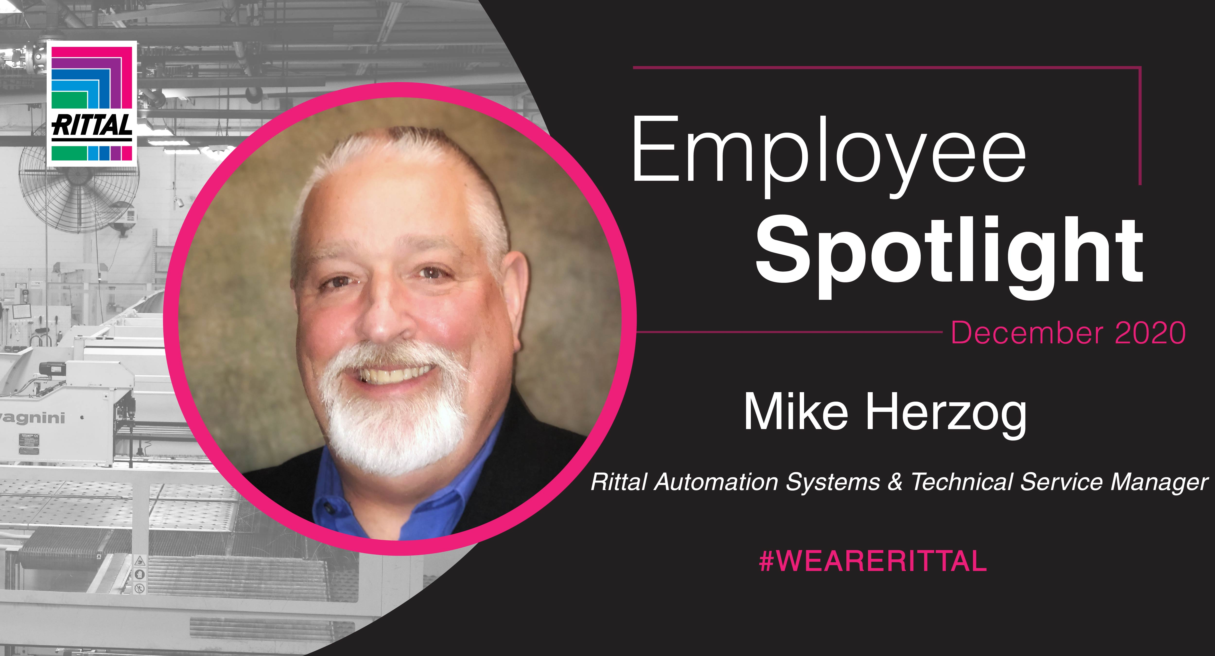 We are Rittal! with Mike Herzog, Product Manager - Rittal Automation Systems