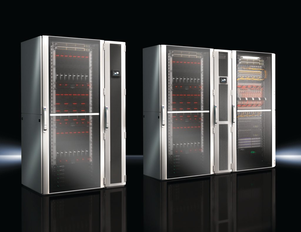 On-Line Computer Products Helps Fortune 500 Pharmaceutical Company Standardize Rittal Data Center Solutions Worldwide