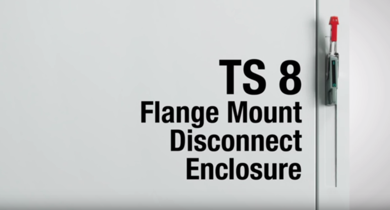 Rittal's Flange Mount Disconnect Enclosure Promises a Safer Environment