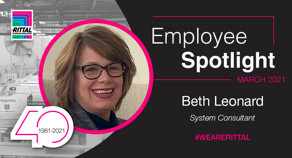 We are Rittal! with Beth Leonard, System Consultant