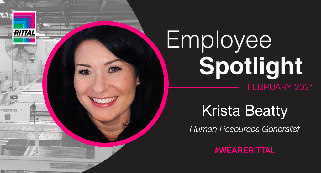 We are Rittal! with Krista Beatty, Human Resources Generalist