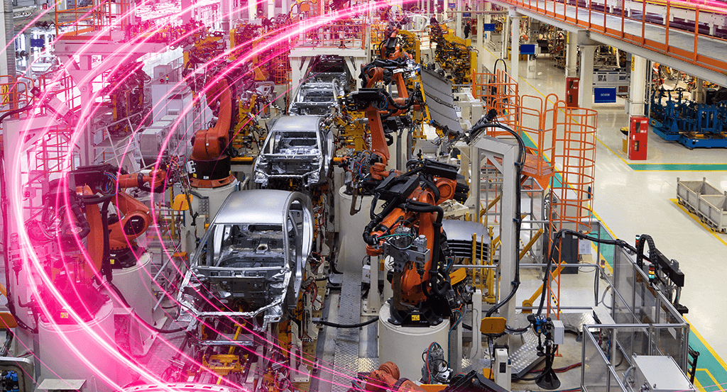 Automotive Innovations in Industrial Automation