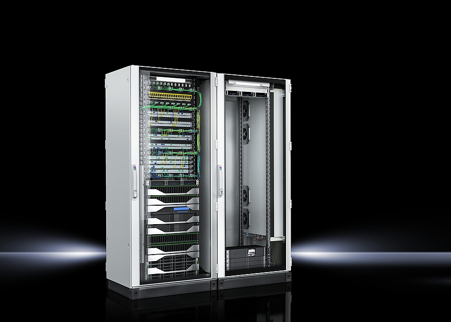 How to Choose the Right IT Cabinet for Your Edge System